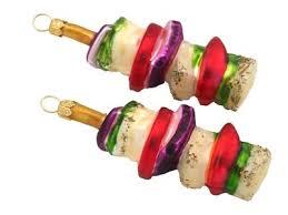 Sushi Christbaumschmuck Weihnachten Glas Weihnachten