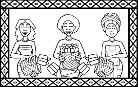 Small Picture Download Coloring Pages Africa Coloring Pages Map Of Africa