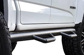 Toyota Tundra Running Boards, Tundra Nerf Bars - 1999 - 2018