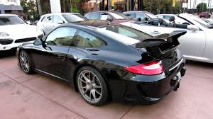 2010 Porsche 911 GT3 Black PCCB FOR SALE in Beverly Hills - YouTube