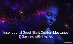 Inspirational Good Night Quotes Extraordinary Inspirational Good Night Quotes Messages Sayings With Images