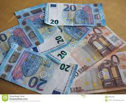 50 And 20 Euro Notes, European Union Stock Image - Image of germany, italy:  98022839