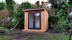 outdoor office pods. Office In The Garden. Exellent Garden Pod Room Guide Cost  With Outdoor Pods