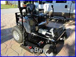 chopper zero turn mower dixie chopper classic 2760 kawasaki 63 hours commercial zero turn mower