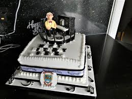 Cake Designs For Mens 70th Birthday Choir Celebrates Stephens 70th Birthday With Cake