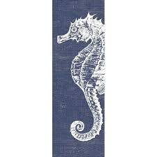 denim seahorse wall art b jpg on large metal seahorse wall art with denim seahorse wall art