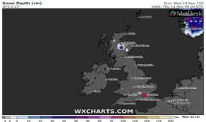 Canucks Depth Chart Forecaster Uk Snow Forecast Where Is It Due To Snow Tonight What Is