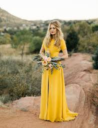 Light Yellow Wedding Shoes Our Favorite Wedding Dresses From 2016 Yellow Bridesmaid