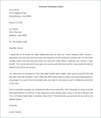 How To Write A Termination Letter To An Employer termination letter sample noshot 42