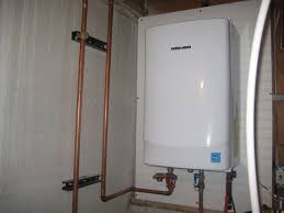 Hot Water Heater Cost Pros And Cons Of Tankless Water Heaters The High Tech Society