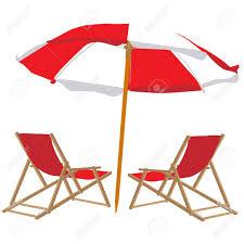 beach umbrella and chair. Modren Beach Beach Chair And Umbrella Beach Chair Umbrella Stock Vector   37681937 And Umbrella Chair