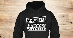 Addicted To <b>Book And Coffee</b>