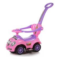 <b>Каталка Baby Care</b> Cute Car, розовый — купить в интернет ...