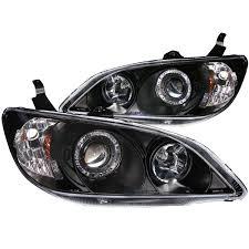 2005 Honda Civic Light Bulb Car Headlight Lamp Auto Parts Accessories Headlights For