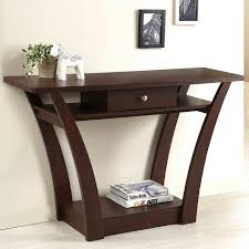home entrance table. Long Thin Table Behind Couch Narrow Small Console Bookcase Home Entrance Drawer