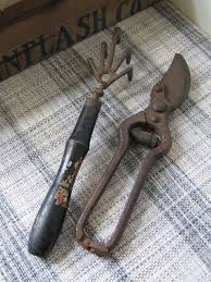 vintage garden hand tools. vintage garden tools by naturalvintage hand e