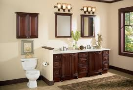 cherry wood bathroom vanities. Cherry Wood Bathroom Vanity Image. Cheerful Image Of Home Interior Wall Decoration Design With Various Cool Framing Decor : Great Vanities