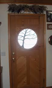 front door windowCustom Doors