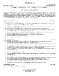 Resume Account Manager Resume Samples