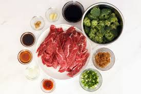 Image result for beef and broccoli ingredients