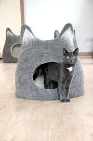 Grey Cat Beds Furniture