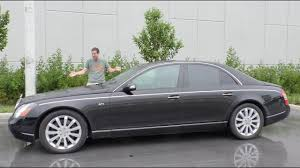 Here's Why the Maybach 57S Has Lost $300,000 in Value Over 10 ...