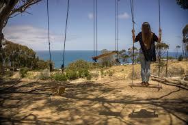 Tree Swings La Jolla Treehouse And Tree Swings The Adventures Of Wanderlust
