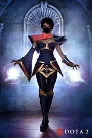 templar assassin costume by korean cosplay team spiral cats dota2