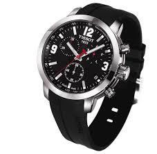 tissot prc 200 quartz chronograph t0554171705700 image watch tissot prc 200 quartz chronograph