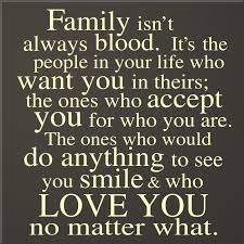 Family Isn T Always Blood Quotes Fascinating Family Isn't Always Blood It's The People In Your Life Who Want You