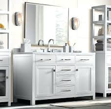Restoration Hardware Vanity Latest Bathroom With Top Double Ideas Designs  Sink Base   O68