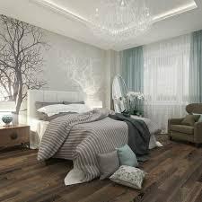 Awesome Ideen Schlafzimmer Gestaltung Grau Weiss Wandgestaltung Fotomotive Baume