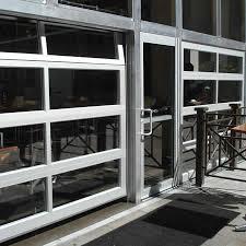 glass garage doors restaurant. Glass Overhead Garage Doors I54 About Trend Home Decoration For Interior Design Styles With Restaurant L