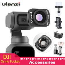 <b>Ulanzi Magnetic Large Wide-Angle</b> Lens for DJI Osmo Pocket ...