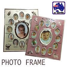 baby collage frame nursery photo frames ebay