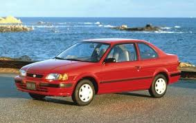 1995 Toyota Tercel - Information and photos - ZombieDrive