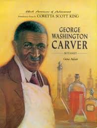 george washington carver by gene adair nathan i huggins  george washington carver