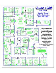 the office floor plan. 19th Floor Plan-page-0.jpg The Office Plan