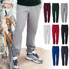 Details About Jerzees Mens Size S 2xl 3xl 4850mp Heavy Nu Blend Pocket Sweatpants 4850p 50 50