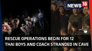 Image result for football coach rescued from Thai cave