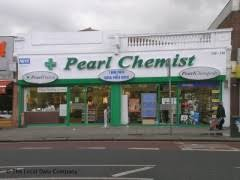 Image result for pearls chemist tooting