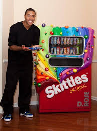 Antonio Brown Skittles Vending Machine Best How Do You Know When You're A Big Deal When You Have Your Own