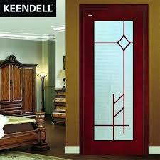 interior wood doors with glass inserts wood door with glass insert glass a glass insert wood