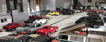 Classic car storage Netherlands - Dandy Classics