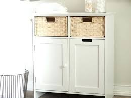 Bathroom Cabinet With Hamper Best Tall Bathroom Cabinets Ideas On