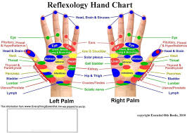 The Reflexology Maps Are Based On The Concept That The Ear