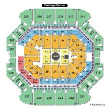 Barclays Center Boxing Seating Chart 51 Unbiased Wwe Raw Barclays Center Seating Chart