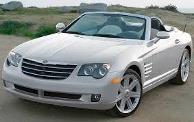 2008 chrysler crossfire interior. 2008 chrysler crossfire limited convertible interior