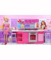 Barbie Kitchen Furniture Barbie Kitchen Sets Lacavedesoyecom