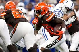 Cleveland Browns: D'Ernest Johnson makes bid for roster spot